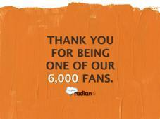 How to Thank Your Social Media Followers « Radian6 - Social ... | Klout Networking Group - the Era of Social Influence | Scoop.it