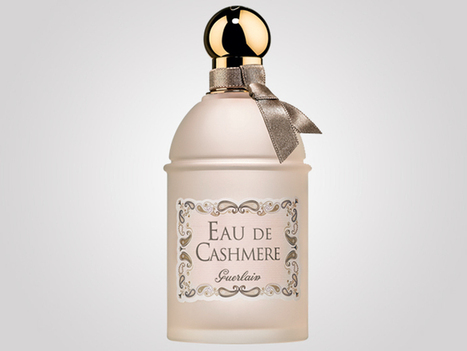 Guerlain's 'Eau de Cashmere' reserved for your wardrobe and insiders | MINDS OF LUXURY | Scoop.it