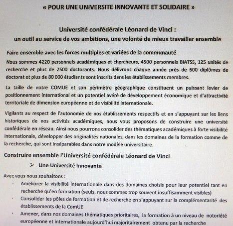COMUEs : des élections pipées | Enseignement Supérieur et Recherche en France | Scoop.it