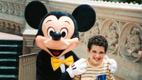 Reaching My Autistic Son Through Disney | Special Education | Scoop.it