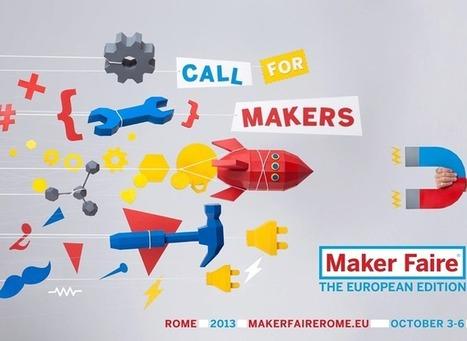Maker Fair Rome: The European Edition. The World of creative DIY exposed in Italy : Digicult | Digital Art, Design and Culture | Peer2Politics | Scoop.it