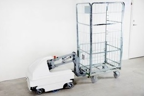 New Automated Mobile Robot Enters American Markets | Engineering Product Design and Development | Scoop.it