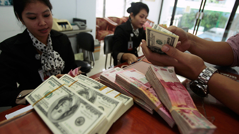 Indonesian ban on foreign currency payments comes into force | THE  SPOT | Scoop.it