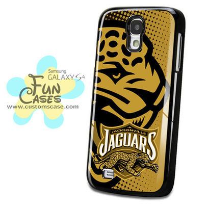 Jacksonville Jaguars NFL Samsung Galaxy S4 Case Cover from Funcases | Sport Merchandise | Scoop.it
