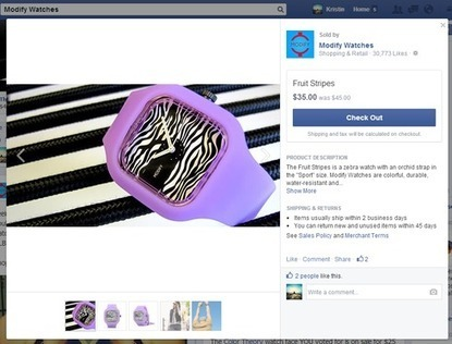 Facebook, Twitter Push E-Commerce, Like It Or Not - InformationWeek | Digital-News on Scoop.it today | Scoop.it