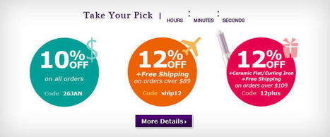 Order Online on Sale Human Hair Extensions at Folihair in Canada | Folihair | Scoop.it