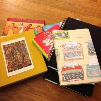 On Journaling – with guest blogger Carla Pineda | Garden Gate | Journal For You! | Scoop.it