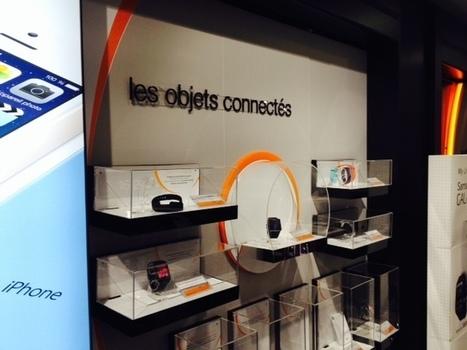 Orange inaugure à Vincennes une boutique avec de vrais smartphones en self-test | Au hasard | Scoop.it