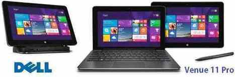 Dell Venue 11 Pro Tablet Performance Features, Review and Accessories | infobee | Scoop.it