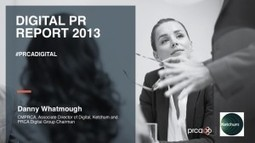 Are Digital Trends Driving a PR Industry 'Identity Crisis'? - The Holmes Report | Online PR | Scoop.it