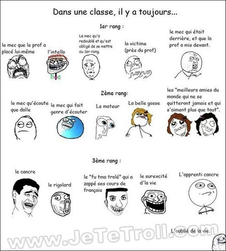 ... Trollface, Mèmes, etc ... | Trollface , meme et humour 2.0 | Scoop.it