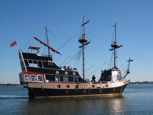 St. Augustine Boat Tours