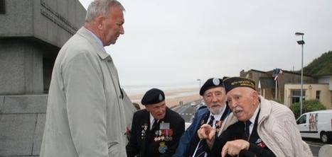 Le vétéran Steve Kellman ne verra pas le 69e   La Manche Libre bayeux   Histoire8   Scoop.it