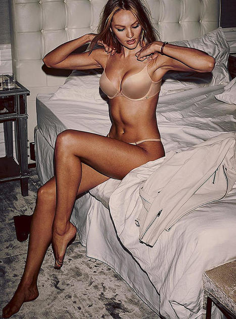 """CANDICE SWANEPOEL - with free videos & photos 