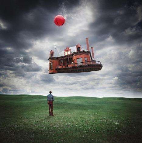Surreal Dream Worlds Come Alive in Imaginative Photo Series | Le It e Amo ✪ | Scoop.it