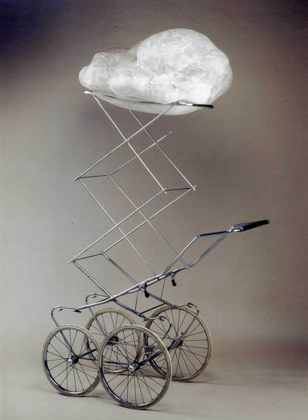 "Françoise Coutant: "" Clouds Walker"" | Art Installations, Sculpture, Contemporary Art | Scoop.it"