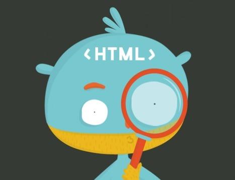 Le HTML par lui-même : les principes de base d'internet et du HTML | TICE, Web 2.0, logiciels libres | Scoop.it