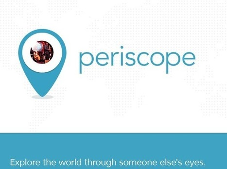 Periscope: il video social network online - Finanza.com | SEO ADDICTED!!! | Scoop.it