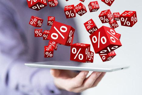 Une baisse record des taux en février !   L'ACTU de INEUF.com   Scoop.it