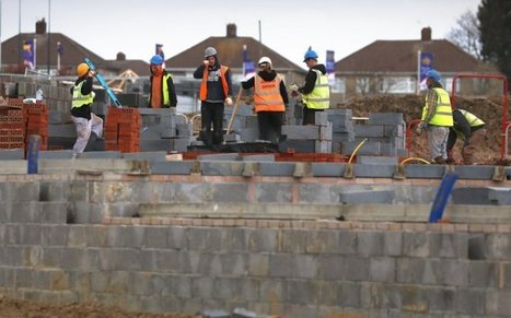 Right now there's no way the UK can hit its housing target | UK House Building | Scoop.it