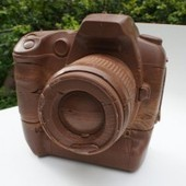 Canon D60 Camera Made of Chocolate » Design You Trust ... | The only way is Canon Camera's | Scoop.it