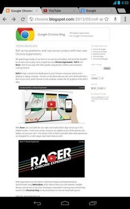 Top Best Android Web Browsers - Fastest Android Browsers | Technology Bell | Technology Bell | Where Technology Thinks | Scoop.it