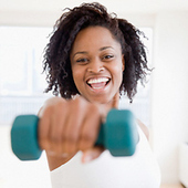9 Amazing Reasons Women Should Lift Weights - Fitness - Everyday Health | Healthy Living | Scoop.it