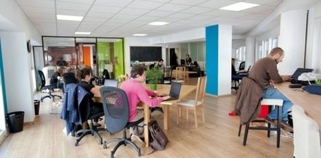 Coworking, les bureaux partagés font des émules - Grand Lyon magazine | Coworking & tiers lieux | Scoop.it
