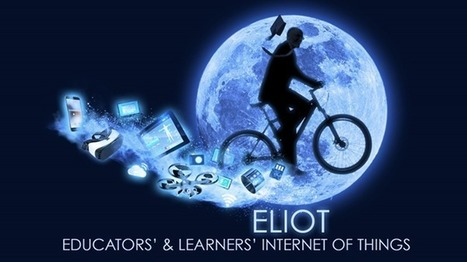 The Internet of Things for Educators and Learners | ED|IT| | Scoop.it