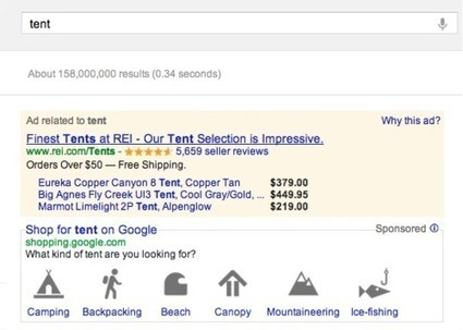 How Google Is Going To Auto-Curate Your Shopping Experience with Integrated Buyer's Guides | digitalassetman | Scoop.it