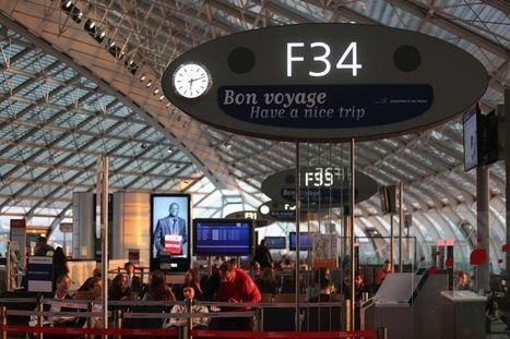 """Roissy : un nouveau portail wi-fi pour les passagers de l'aéroport   Office de Tourisme """"Roissy, Clé de France""""   Scoop.it"""
