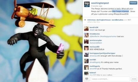 12 of the best branded Instagram videos of March 2014 | Digital-News on Scoop.it today | Scoop.it