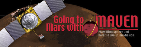 Going to Mars with MAVEN | Reading discovery | Scoop.it
