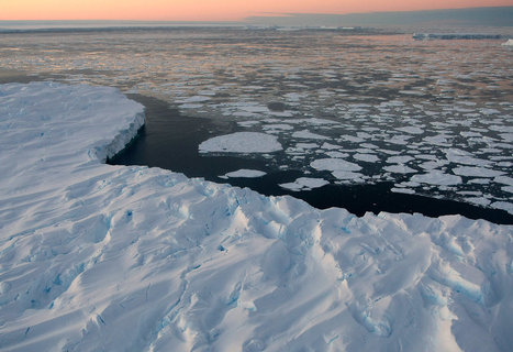 Why Is Antarctica's Sea Ice Growing While the Arctic Melts? Scientists Have an Answer | All about water, the oceans, environmental issues | Scoop.it