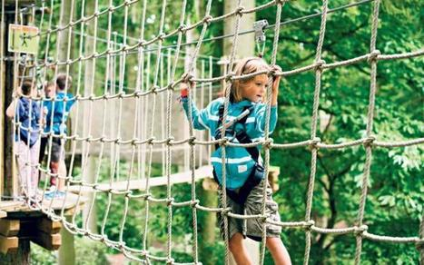 What schools and parents must do to get children outside   Outdoor rec experiences and wellbeing   Scoop.it