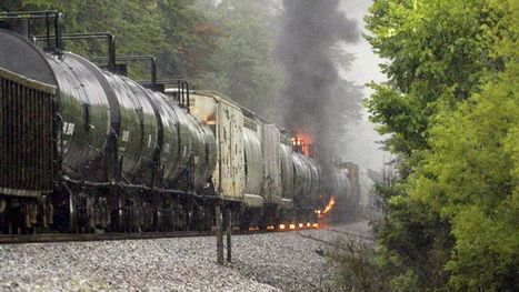 Train carrying toxic gas derails in Tennessee, prompting evacuations - Fox News | CLOVER ENTERPRISES ''THE ENTERTAINMENT OF CHOICE'' | Scoop.it