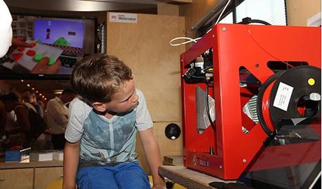 ¿Por qué las impresoras 3D son interesantes para clase? | InEdu | Scoop.it