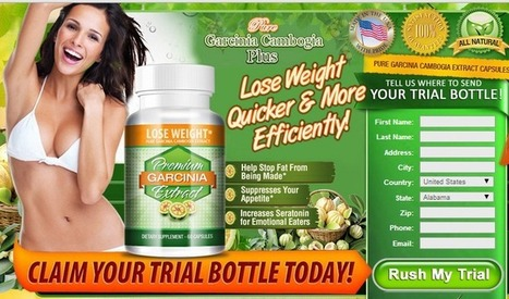 Premium Garcinia Extract Review – Get Free Trial Here! | Being Slim Is No More Troublesome Now! | Scoop.it