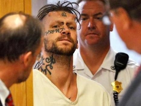 Lawyer worried about his client's 'horns,' face tattoos - The Boston Globe | Criminal law | Scoop.it