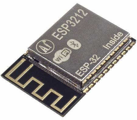 You Can Now Buy ESP3212 ESP32 WiFi + Bluetooth Module for $6.95   Home Automation   Scoop.it