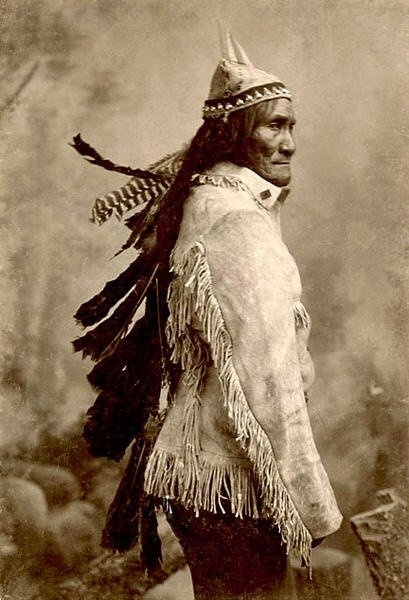 Geronimo  an Icon of the Indigenous People | Women Micro Biz-preneurs | Scoop.it