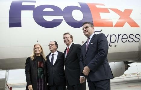 FedEx: 200 millions d'euros d'investissement et des centaines de postes créés à Roissy | Informations patrimoniales et économiques | Scoop.it