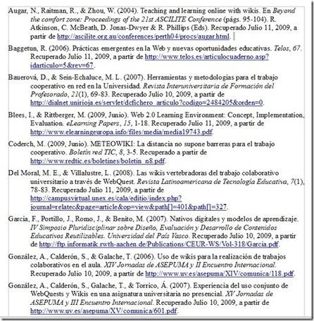 Fuentes de información en los trabajos de los alumnos: Gestión bibliográfica con Zotero | Educacion, ecologia y TIC | Scoop.it