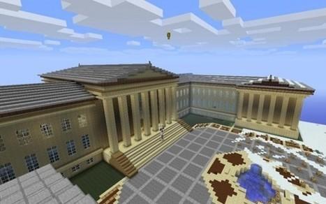 [IL Y A 2 ANS] Le British Museum sera bientôt reconstruit en version numérique et par le public dans Minecraft | Clic France | Scoop.it