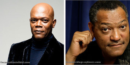Samuel Jackson: I don't look like Laurence Fishbourn | myproffs Entertainment | Scoop.it