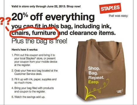 Staples Now Selling Dollhouse-Sized Office Furniture | Chummaa...therinjuppome! | Scoop.it