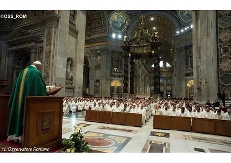 Pápež František kapucínom: Buďte veľkorysí v odpúšťaní | Správy Výveska | Scoop.it