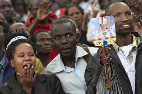 Ces pays africains que le pape pourrait visiter en 2017 - Afrique - Urbi et Orbi Africa | Qu'elle tourne plus rond | Scoop.it