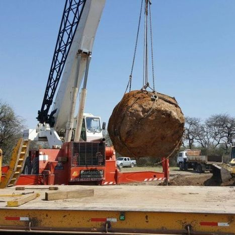 World's second-largest meteorite found in Argentina | Amazing Science | Scoop.it