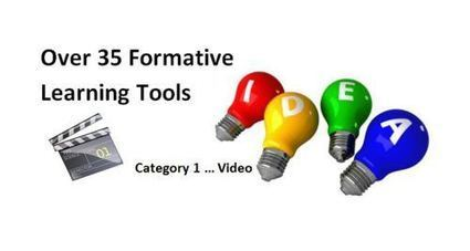 Part 1: Over 35 Formative Assessment Tools To Enhance Formative Learning Opportunities | TechLib | Scoop.it